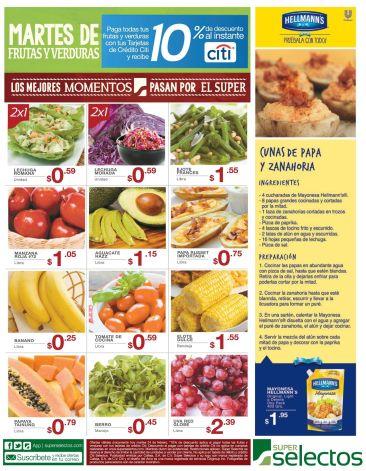 Recipe CUNAS de papa y zanahora Mayonesa HELLMANNS