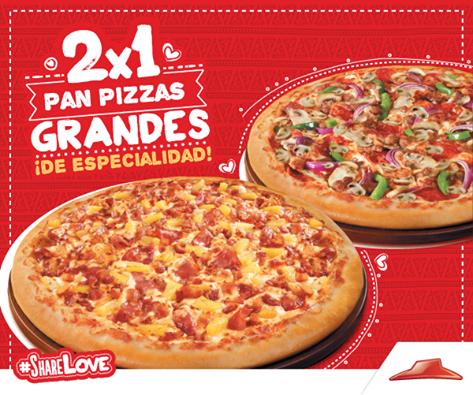 SHARE love pizza hut 2x1 online promotion - 18feb15