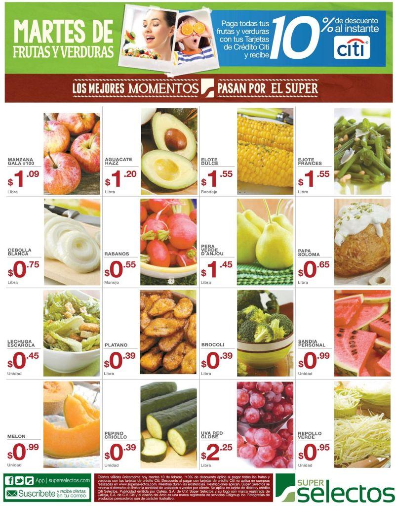 tarjetas de credito CITI BANK descuento supermercado - 10feb15