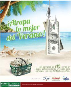 Atrapa lo mejor del verano con SUPER SELECTOS promociones - 13mar15
