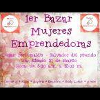 BAZAR de mujeres emprendedora el savador - 21mar15