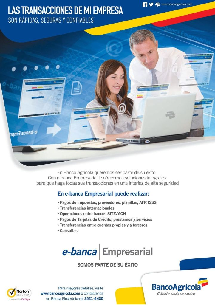 Banco electronico empresarial FOREX transfer credit card pay