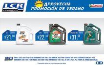 CASTROL OIL promociones de verano en LCR - 09mar15