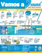 FREUND ofertas en productos para mantenimiento de piscinas - 09mar15