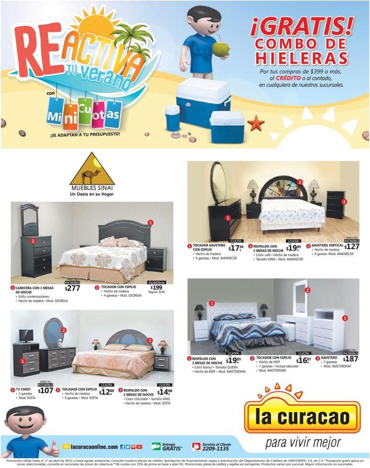 Furniture Sinai GRATIS combo de hieleras - 12mar15