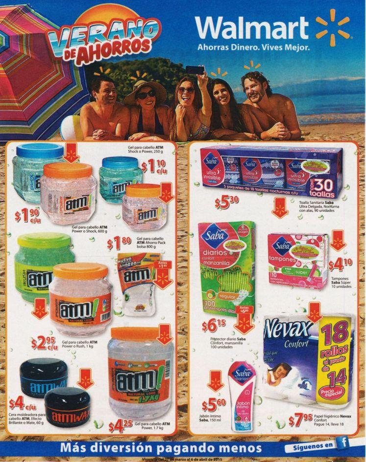 GEL para cabello ATMwax toallas para chicas y mas - 27mar15