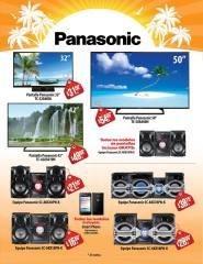 PANASONIC pantallas y equipos de sonido en ofertas WAY - 17mar15