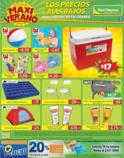 Recibe devolucion en tus compras MAX DESPENSA - 27mar15