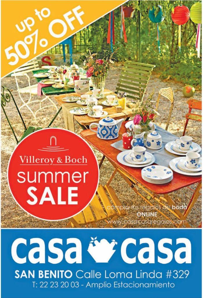 SUMMER SALE details of decorationg CASA CASA - 20mar15