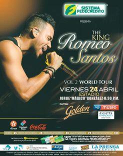 The KING Romero SANTO en el salvador 2015