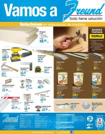 Tools to build furniture