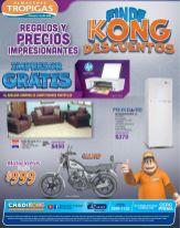 Tropi KONG descuentos de fin de semana - 28mar15