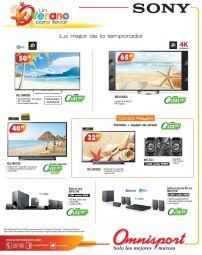 Ultra high definition TV SONY LED ofertas omnisport - 27mar15