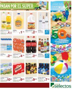 Vive tus vacaciones con los productos del super selectos - 28mar15