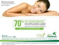 banco promerica Descuento en depilacion laser GREEN SPA - 02mar15
