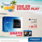 pS4 promotion on PRADO - 11mar15