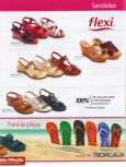 summer sandals FLEXI and tropicalia