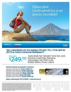 249 dolares Descubre centroamerica compra boletos aereos con LIFE MILES