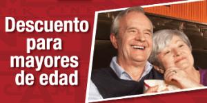CINEMARK el salvador Descuento especial para adultos mayores