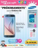 Comprar SAMSUNG galaxy S6 el salvador