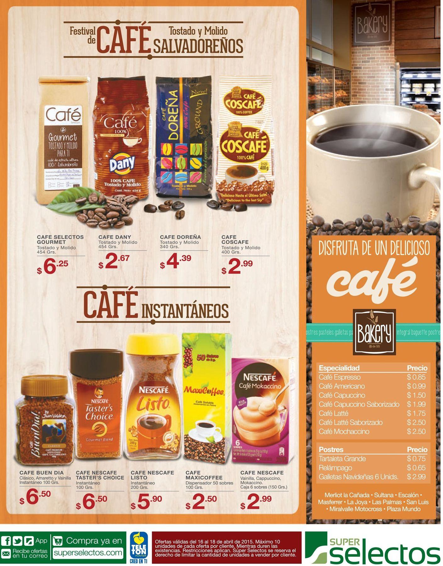 Conoce y Compra los mejores cafe de el salvador