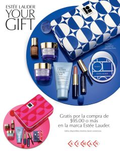 ESTEE lauder your GIFT mom day promociones SIMAN