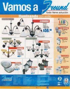 FREUND te ayuda con la nueva tecnologia ILUMINACION LED - 24abr15