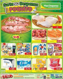 Feria de la salud en la maxi despensa - 24abr15
