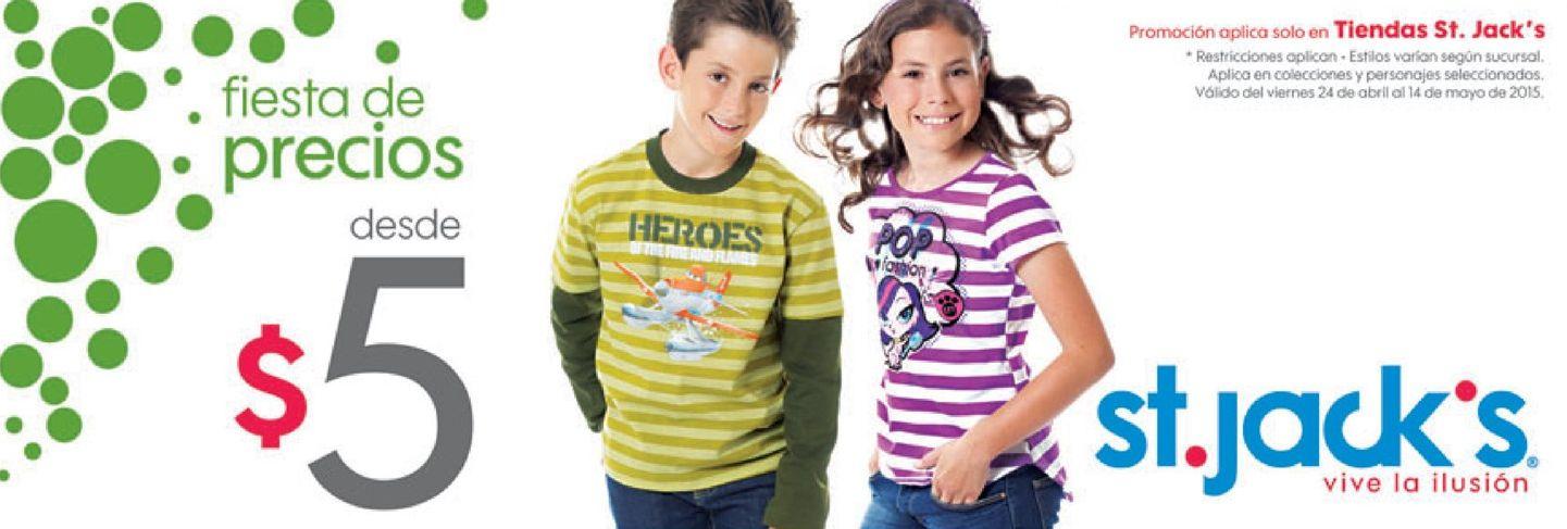 Fiestas de precios for KIDS apparel - 24abr15