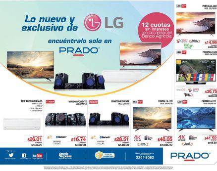 Lo nuevo y mas exclusivo en LG equipo de sonido y video pantallas - 24abr15