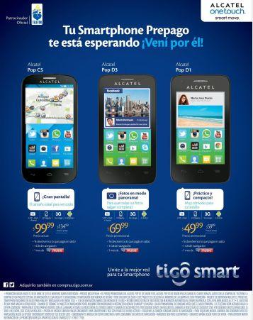 Perdiste tu telefono en vacaciones COMPRAS estas ofertas TIGO - 06abr15