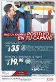 Promociones para tu carro cambio de aceite y revision de frenos - 20abr15