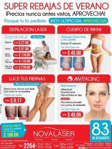 Tu cuerpo puedo y debe lucir sano y BELLO - 23abr15