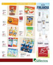 Vodka FINLANDIA con 15 OFF en el super selectos - 01abr15
