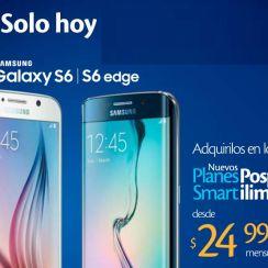 ahora venta y compra samsung galaxy s6 elsalvador