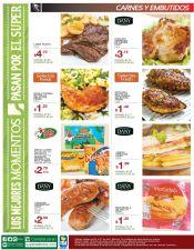 aprovecha hoy a comprar tus carnes y embutidos en el selectos - 24abr15