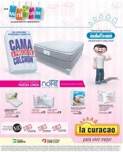 camas a precio de colchon PROMOCIONES indufoam en la curacao - 17abr15