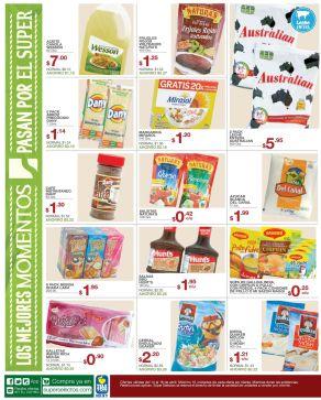 elsalvador promociones super selectos en productos varios - 14abr15