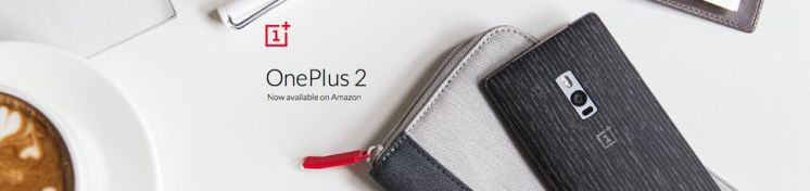 now available on AMAZON onePLUS2 smartphone