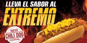 nuevo chili dog de cinemark el slavador