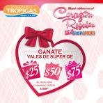 regalos para mama con corazon regalon VALES de supermercado - 17abr15