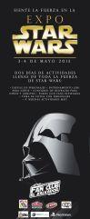 EXPO STAR WARS elsalvador 2015 que la fuerza te acompane
