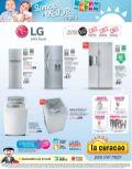 LG electrodomesticos ofertas la curacao mothers weekend - 09may15