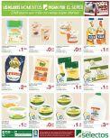 Ofertas lacteos super selectos queso crema leche mantequilla - 02may15