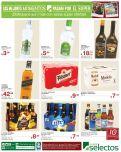 ofertas en cervezas y licores este finde - 09may15