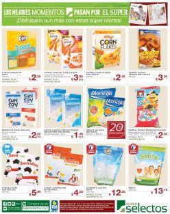 ofertas en leches y cereal - 15may15