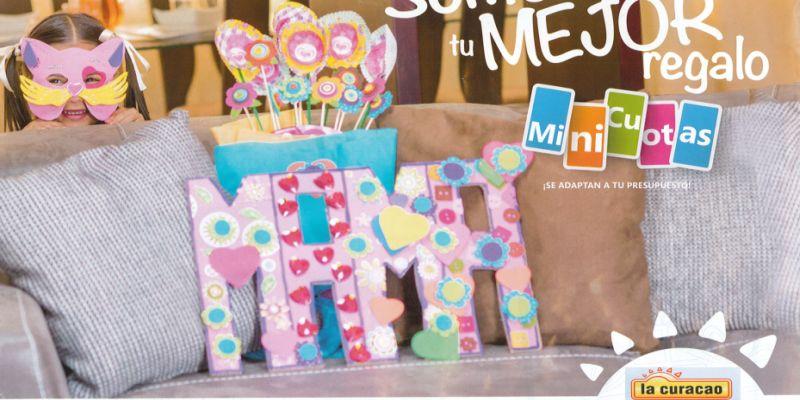 promociones dia de la madre LA CURACAO - mayo 2015
