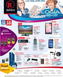 CUandos busques GADGETS tecnologicos ven a RADIOSHACK - 26jun15