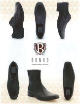 Calzado de cuero genuino BONHO distinguidamente comodos