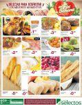 Delicias de fin de semana en super selectos - 05jun15